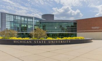 Michigan State University (MSU) is a public research university in East Lansing, Michigan, United States. MSU was founded in 1855 and served as a model for land-grant universities later created under the Morrill Act of 1862.